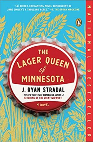 Lager Queen of Minnesota cover
