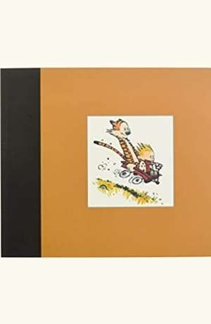 Complete Calvin and Hobbes cover