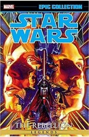 Star Wars the Rebellion cover