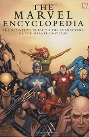 Marvel Encyclopedia cover