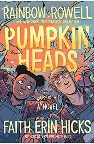 Pumpkin heads cover