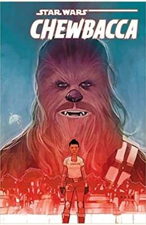 Star wars chewbacca cover