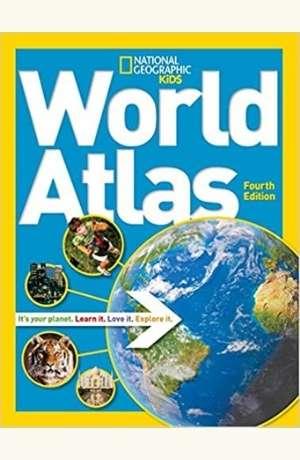 World Atlas cover