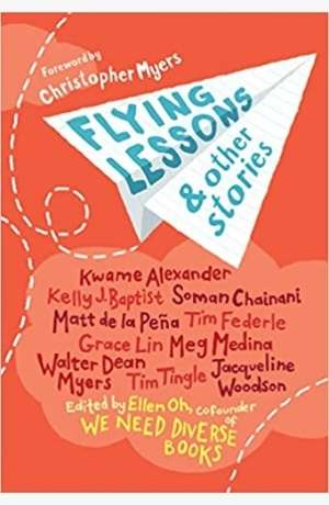 Flying lessons and other stories cover