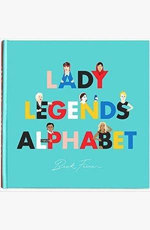 Lady Legends Alphabet cover