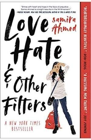 Love, Hate, and Other Filters cover