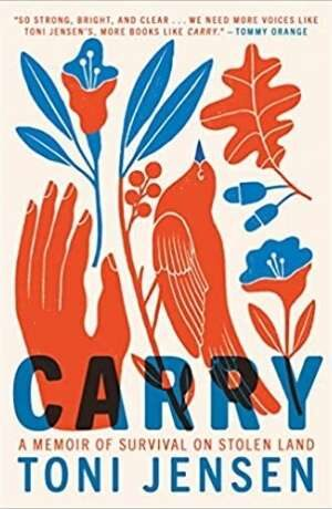 Carry by Toni Jensen cover