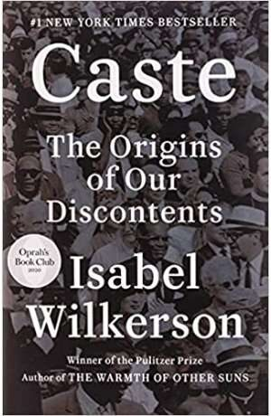 Caste by Isabel Wilkerson cover
