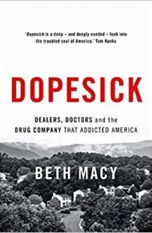 Dopesick by Beth Macy cover