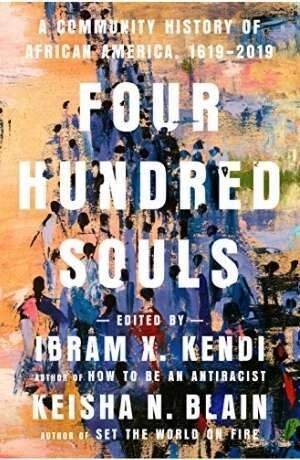 Four Hundred Souls by Ibram Kendi cover