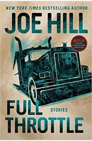 Full Throttle by Joe Hill cover