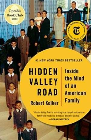 Hidden Valley Road by Robert Kolker cover