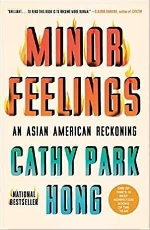 Minor Feelings by Cathy Park Hong cover