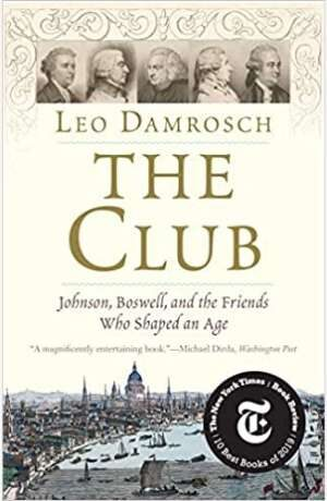The Club by Leo Damrosch cover