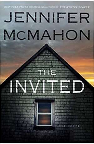 The Invited by Jennifer McMahon cover