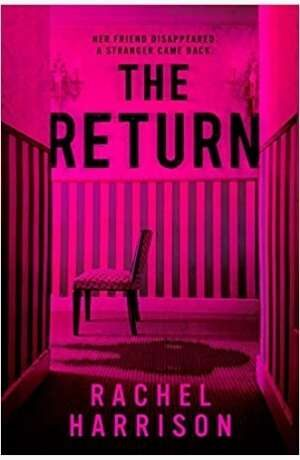 The Return by Rachel Harrison cover