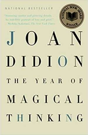Year of Magical Thinking by Joan Didion cover