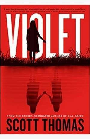 Violet by Scott Thomas cover