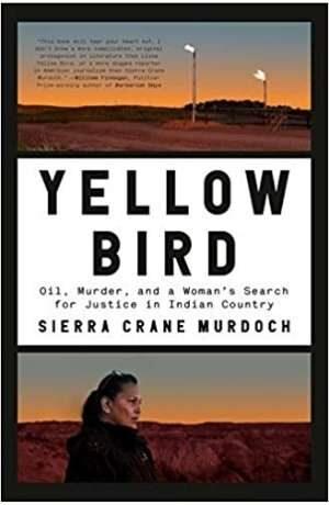 Yellow Bird by Sierra Murdoch cover
