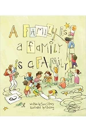 A Family is a Family is a Family cover