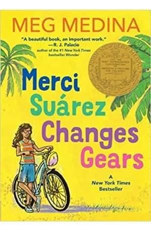 Merci Suarez Changes Gears cover