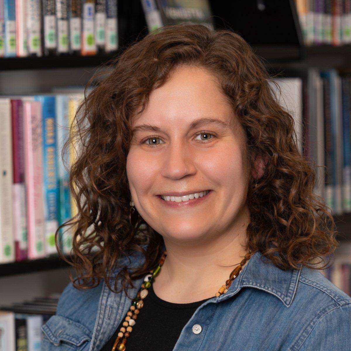 Angela Arreche Dohanos - Park City Library - Cataloging Librarian