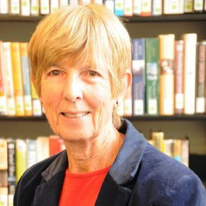 Ann Whitworth Friends of the Library Liaison