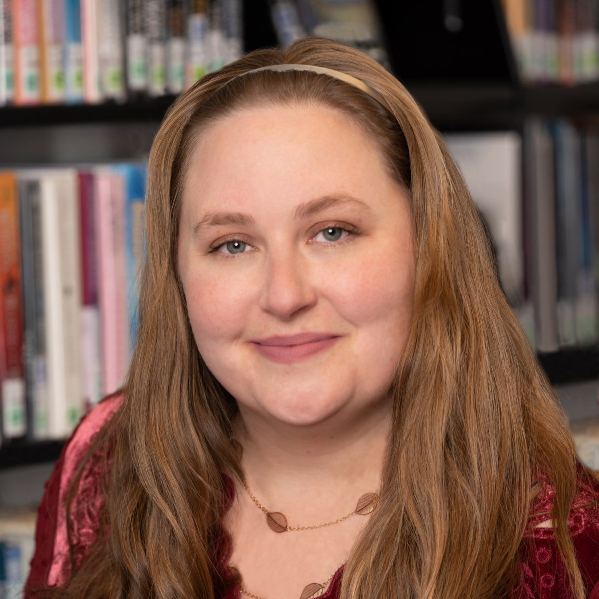 Becca Lael - Park City Library - Community Engagement Librarian