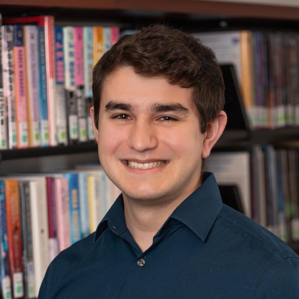 Daniel Thurston - Park City Library - Spanish Services Librarian
