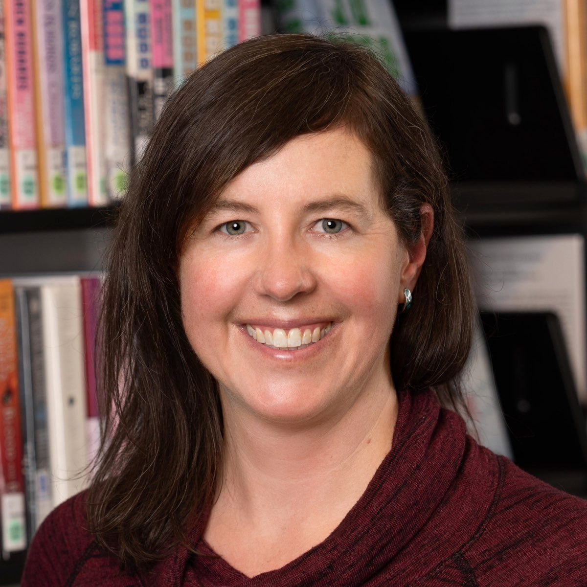 Kate Mapp - Park City Library - Adult Services Librarian